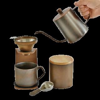 ブリューコーヒー一人用セット