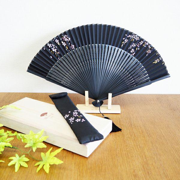 プレゼントやおみやげに吉野桜扇子