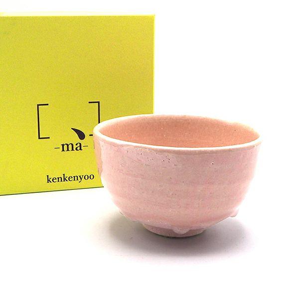 初めての茶道におすすめ桃茶碗
