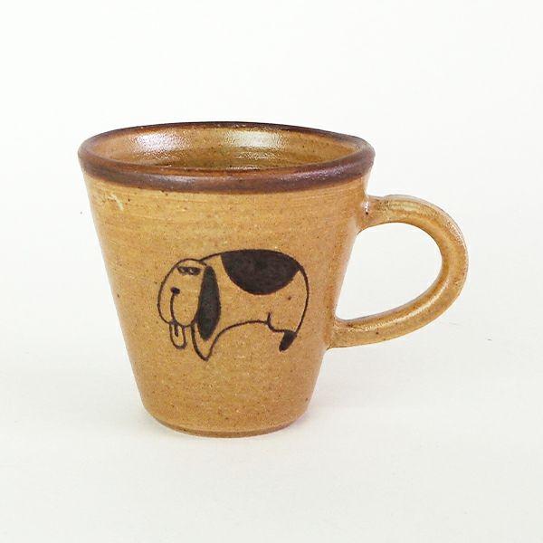 BROWN ANIMALS マグカップ イヌ
