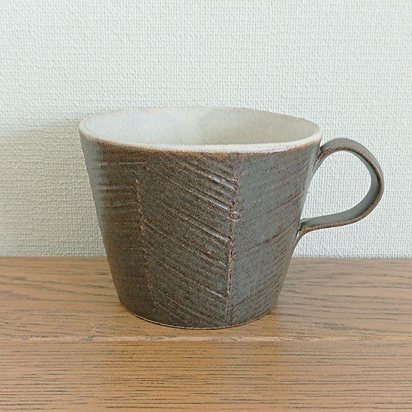 茶色HBマグカップ