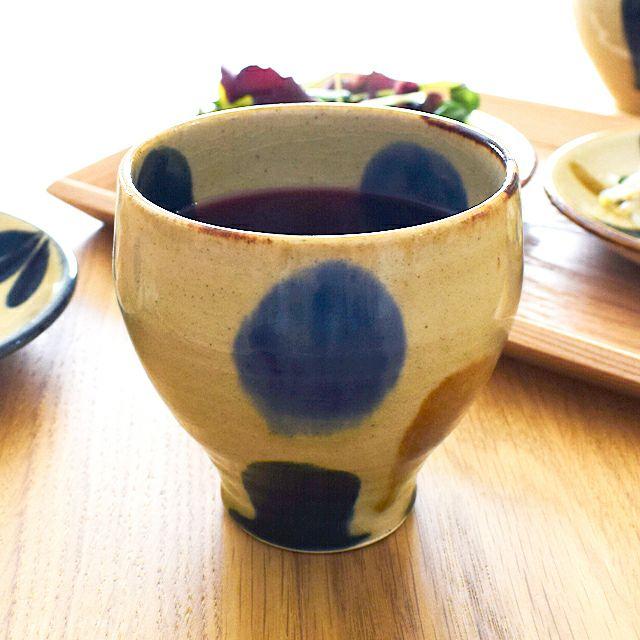 琉球三彩ワイン大 三彩