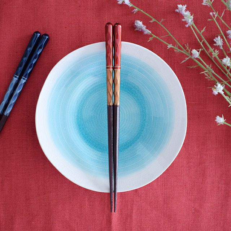 彩重箸 20.5cm