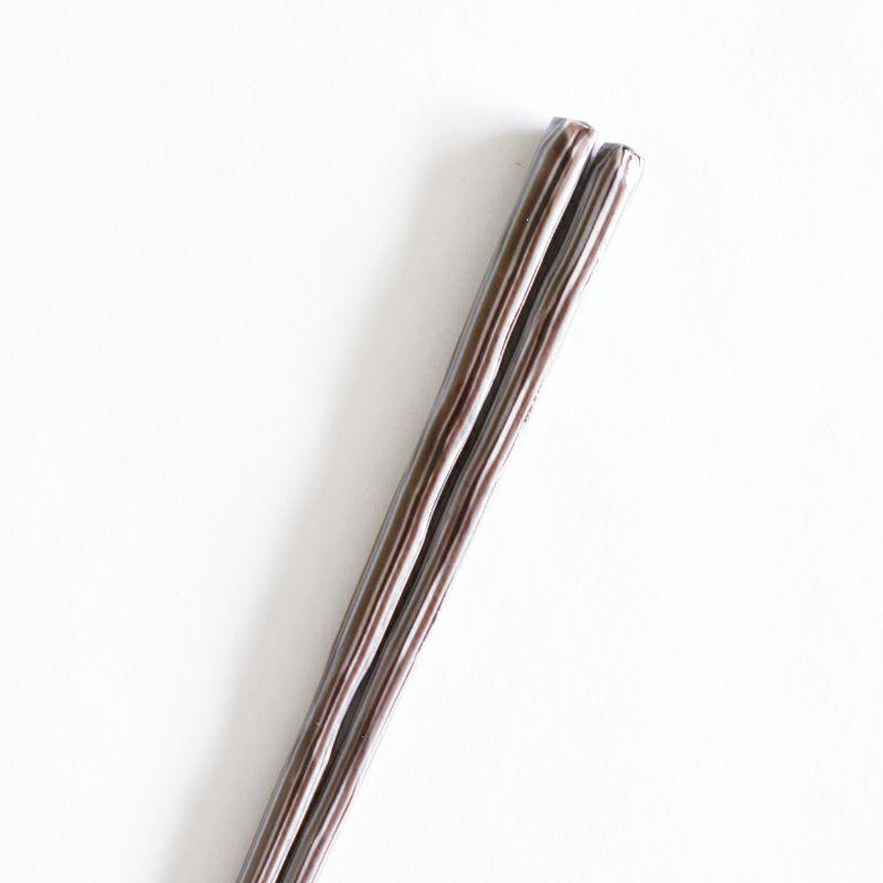 陶彩箸 23cm